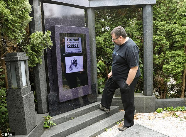 Worlds First Digital Tombstone – From Maribor Slovenia!